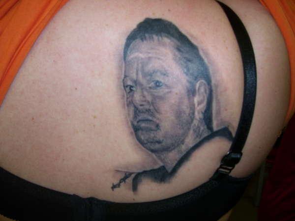R.I.P Sack tattoo