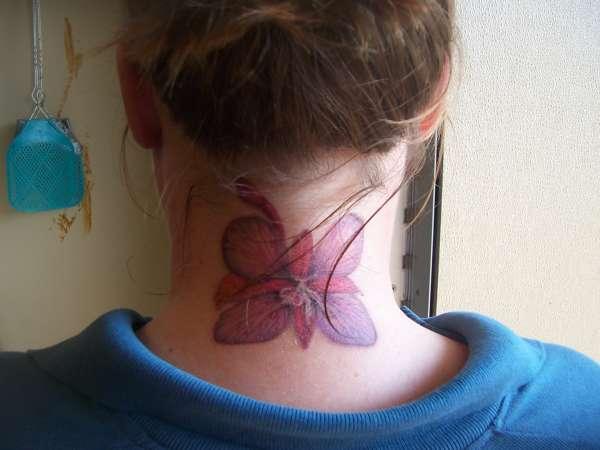 My fireweed tattoo tattoo