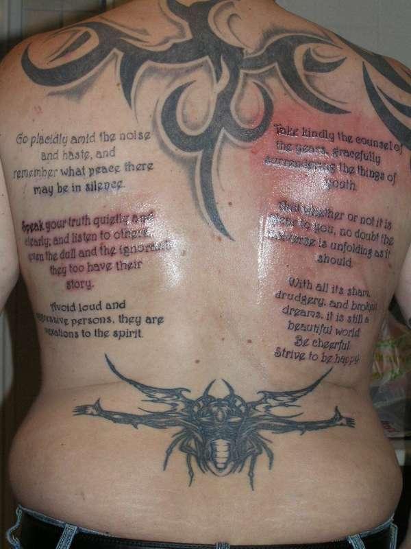 Andy's Tattoo tattoo