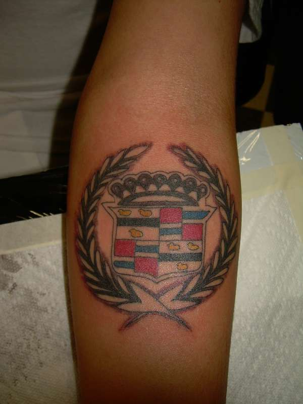 Cadillac Tattoo