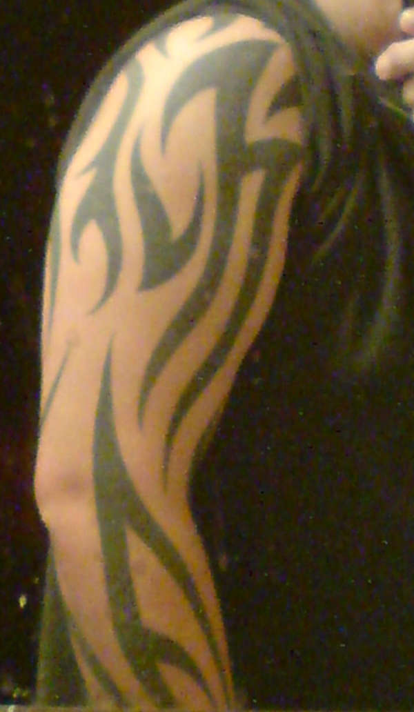 From Dusk Till Dawn Tribal Tattoo tattoo