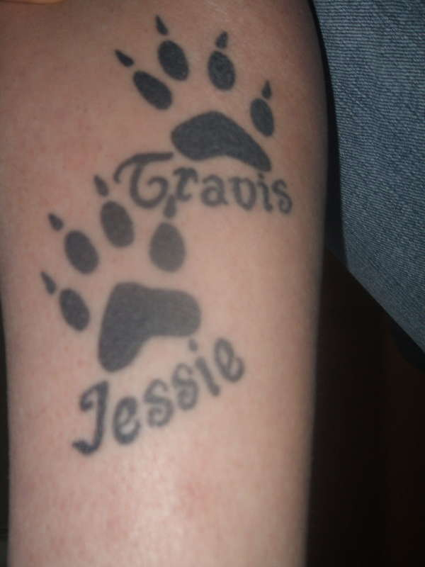 my babies names tattoo