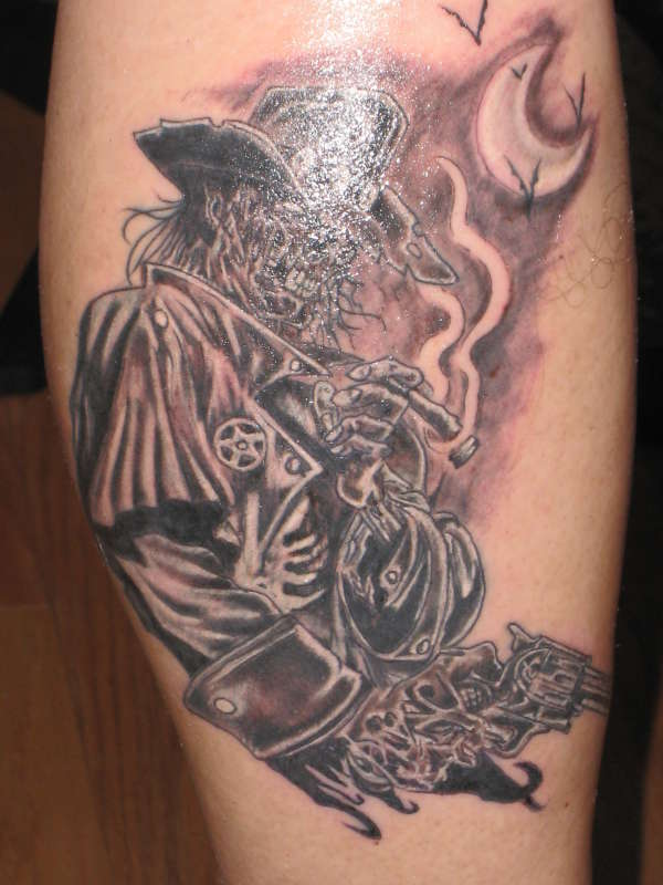 Desperado tattoo