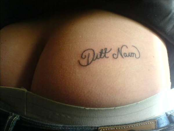 Your name in norwegian tattoo for Your name tattoo