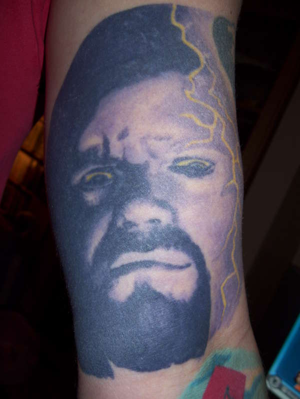 undertaker tattoo