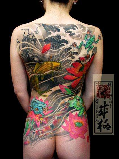 Breathtaking tattoo