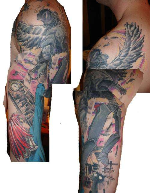 Fooly Cooly Tattoo! tattoo