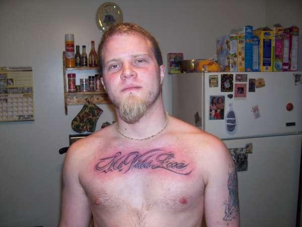 josh tattoo