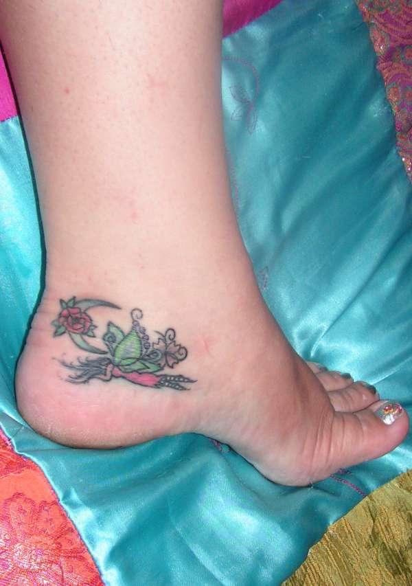 I Love Fairies!!! tattoo