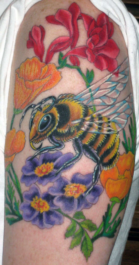 My Bee Tattoo tattoo