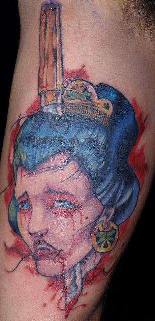 quik way tattoo