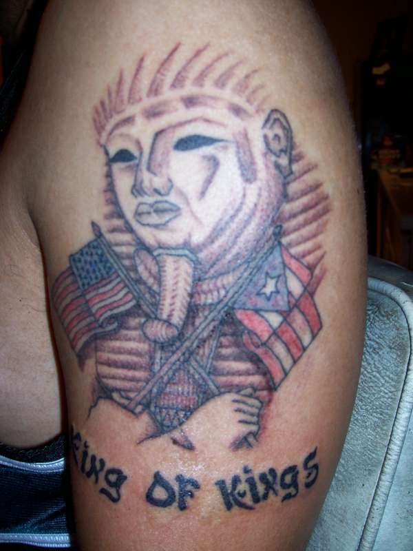 King Of Kings tattoo