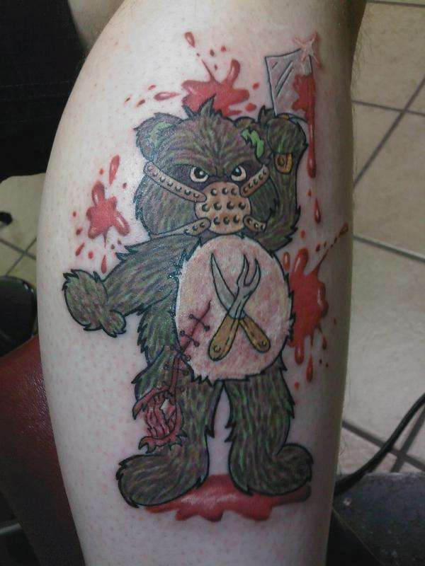 Care Bear Tattoo