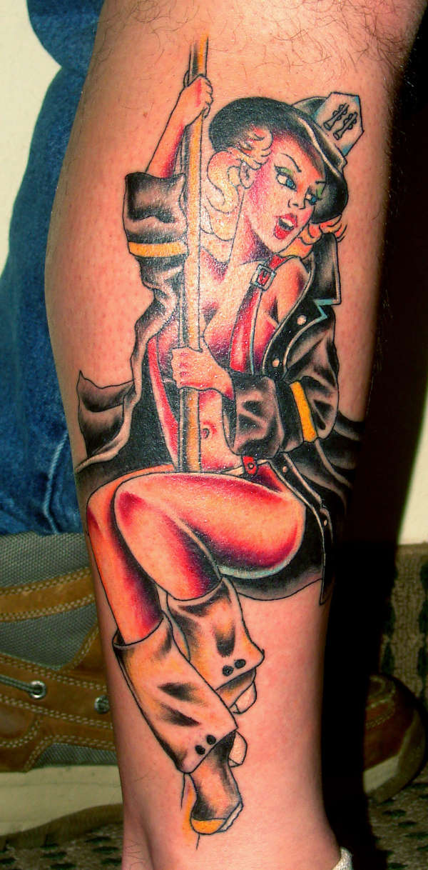The gallery for rockabilly girl tattoo designs for Pin up tattoo ideas