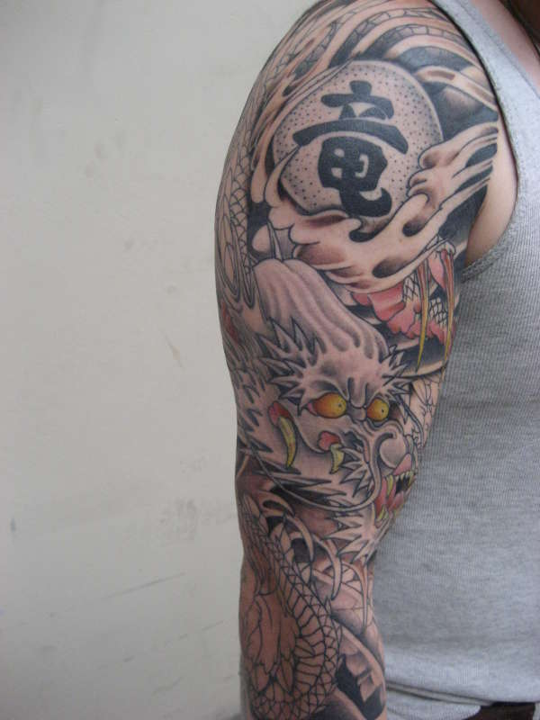 MADMACKMOTHER tattoo