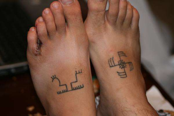 Viking Strength Symbol Tattoos Viking Symbol Tattoo Designs Viewing