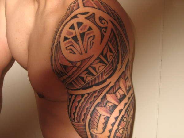 filipino tribal tattoo