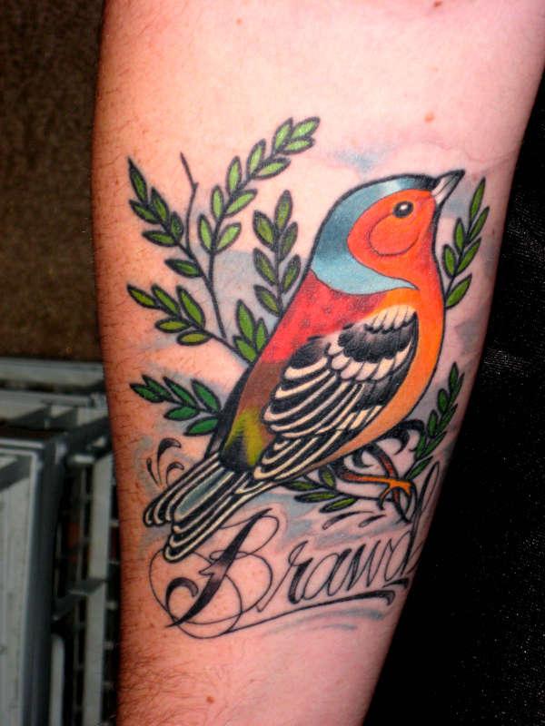 all healed up tattoo