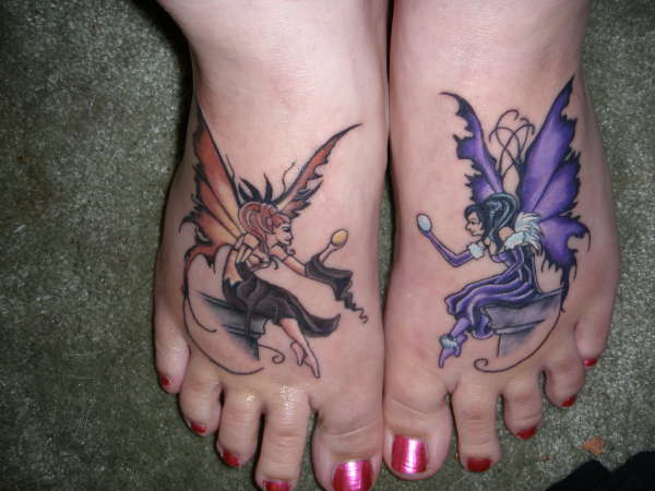 amy brown fairies tattoo. Black Bedroom Furniture Sets. Home Design Ideas