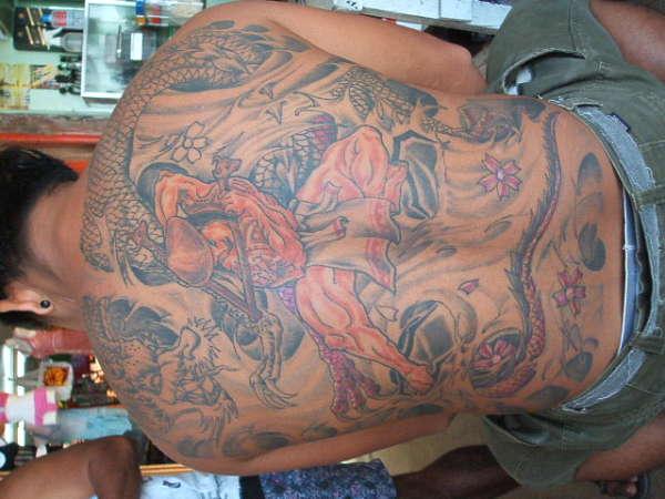 filipino warrior tattoo