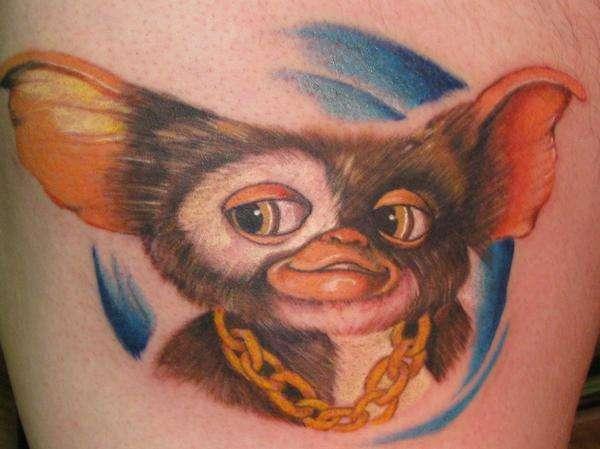 GIZMO! tattoo