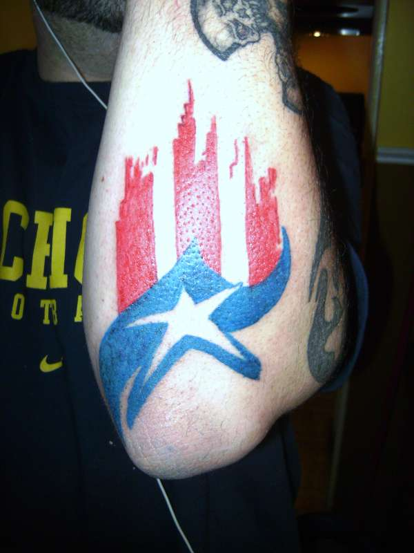 BORICUA tattoo