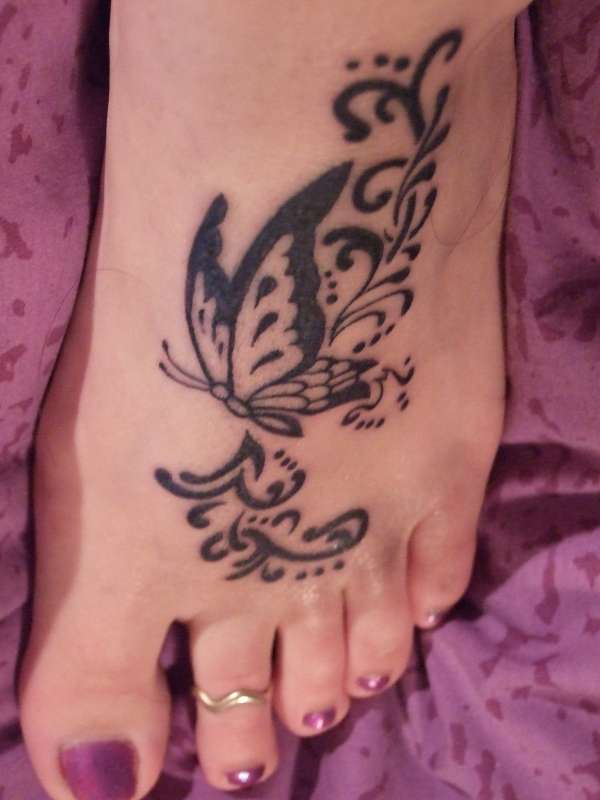 my Foot Tattoo tattoo
