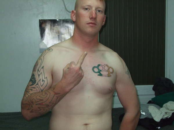 Irish Pride tattoo