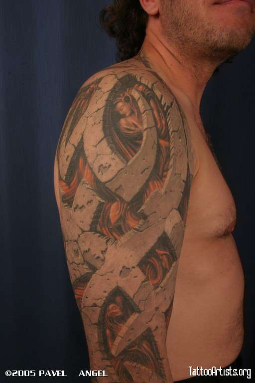 Pavel tattoo