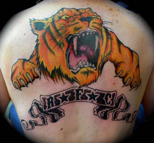 Richmond Tattoo: Richmond Fc Tigers Tatt Tattoo