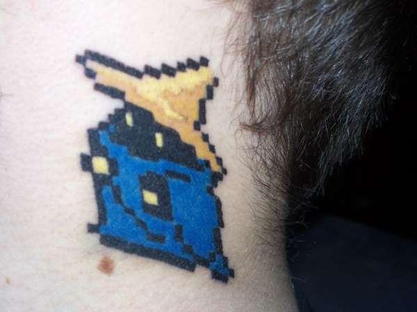 Final Fantasy tattoo
