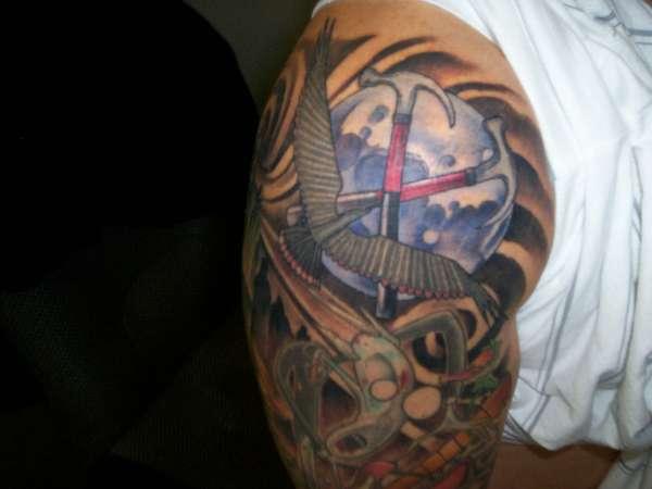 Pink Floyd Tattoo Duhh: Pink Floyd Tattoo