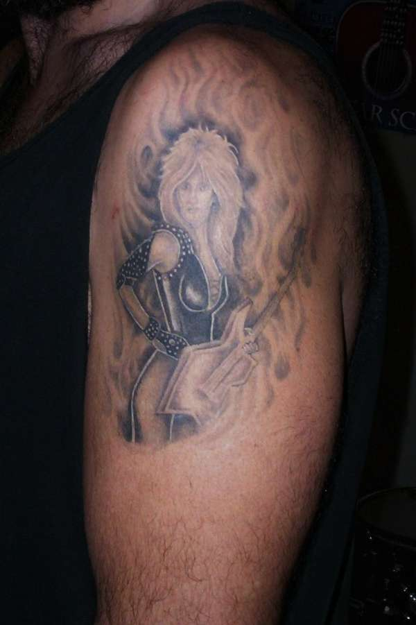 Lita Ford The Pictures to Pin on Pinterest - TattoosKid