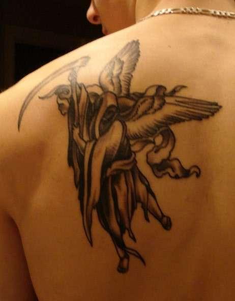 Conscience tattoo