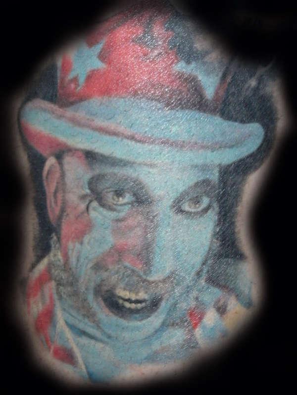 Capt Spaulding tattoo