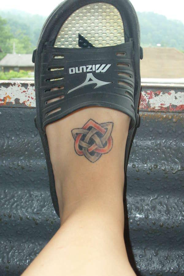 Atemberaubend Never Ending Love tattoo @IG_14