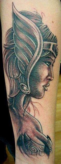 She-ra, Princess of Power tattoo