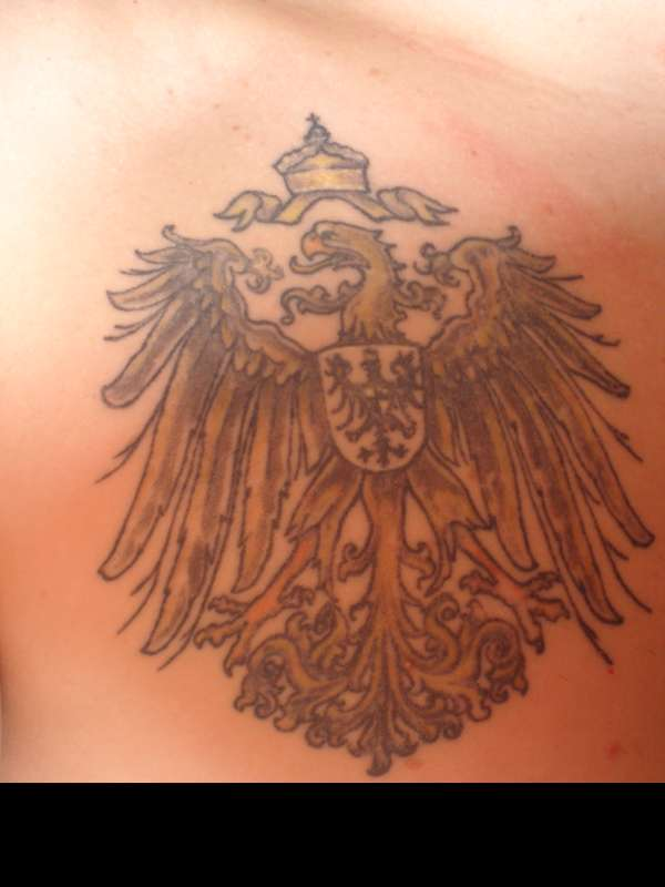 imperial german eagle tattoo - photo #16