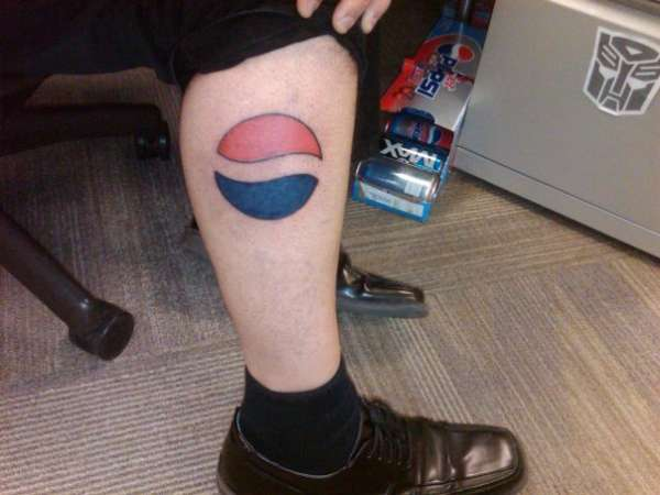 PEPSI TATTOO tattoo