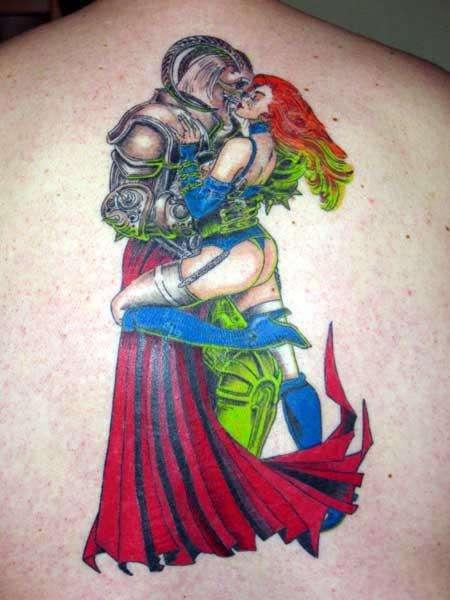 """"""" Linsner """" tattoo"""