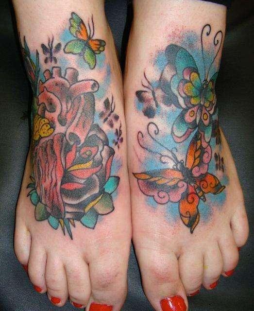My first tattoos tattoo
