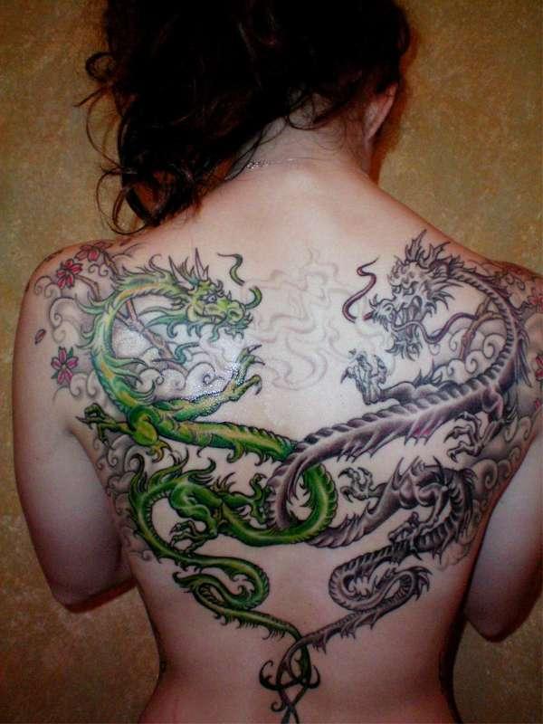 Good Evil Tattoo