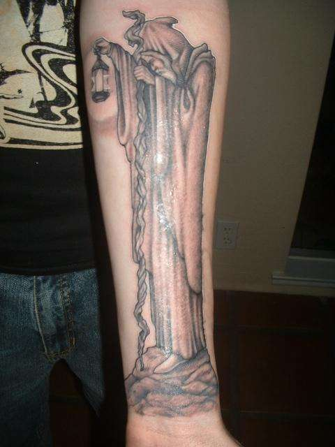Stairway to heaven tattoo for Stairway to heaven tattoo