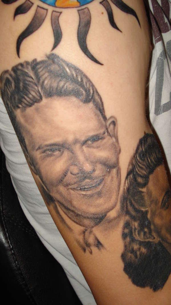 Grandfather tattoo