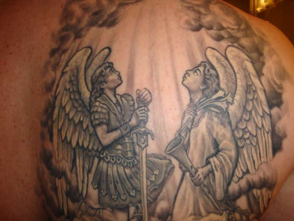 ARCHANGELS tattoo