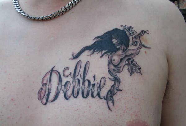 Debbie tattoo
