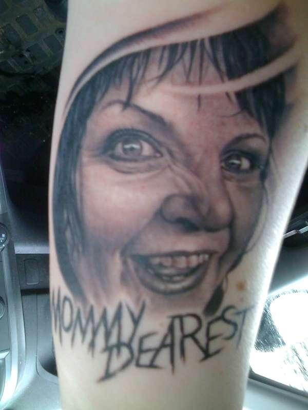 mommy dearest tattoo