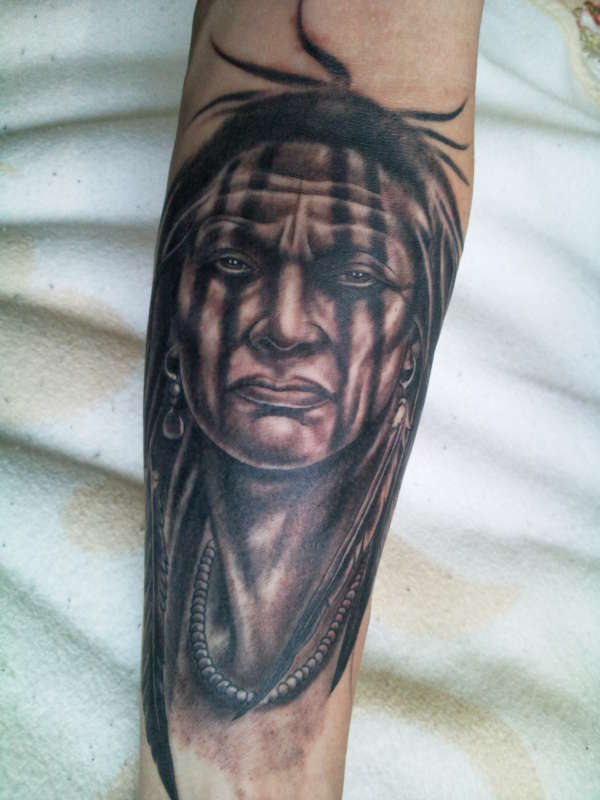 indian(part9) tattoo