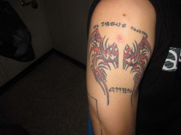 rightarm tattoo