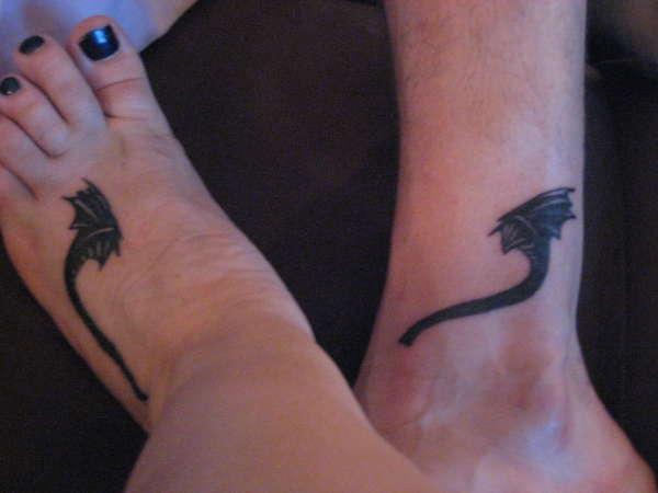 Dragonforce tattoo